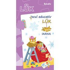 Joc educativ LUK, Iarna, exercitii interdisciplinare, varsta 5+, fig. 1