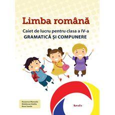 Limba română - Gramatică și compunere cls. a IV-a, fig. 1