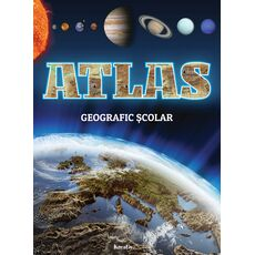 Atlas geografic școlar, fig. 1