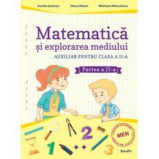 Matematică și explorarea mediului cls. a II-a semestrul al II-lea, fig. 1
