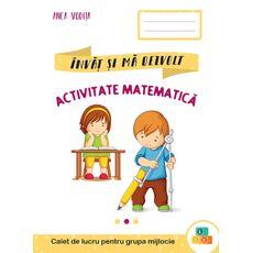 Învăț și mă dezvolt – Activitate matematică (grupa mijlocie), fig. 1