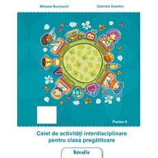 Caiet de activități interdisciplinare pentru cls. pregătitoare semestrul al II-lea, fig. 1