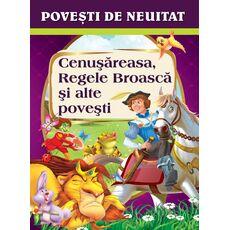 Cenușăreasa, Regele Broască și alte povești, fig. 1