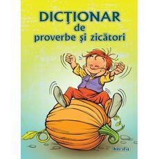 Dicționar de proverbe și zicători, fig. 1