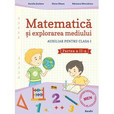 Matematică și explorarea mediului cls. I semestrul al II-lea, fig. 1