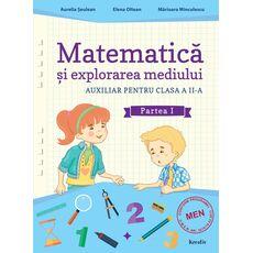 Matematică și explorarea mediului cls. a II-a semestrul I, fig. 1