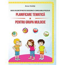 Planificare tematică pentru grupa mijlocie, fig. 1