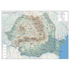 Harta României, fig. 1