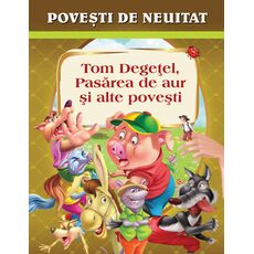 Tom Degețel, Pasărea de aur și alte povești, fig. 1