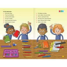 Set joc educativ LUK, varsta 5+, Limba engleza pentru incepatori, fig. 2