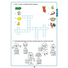 Caiet de activități interdisciplinare pentru cls. pregătitoare semestrul al II-lea, fig. 7