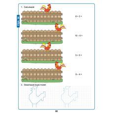 Caiet de activități interdisciplinare pentru cls. pregătitoare semestrul al II-lea, fig. 8