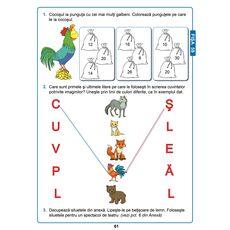 Caiet de activități interdisciplinare pentru cls. pregătitoare semestrul al II-lea, fig. 9