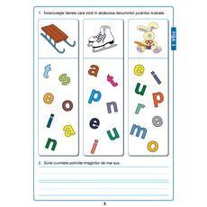 Caiet de activități interdisciplinare pentru cls. pregătitoare semestrul al II-lea, fig. 4