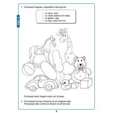 Caiet de activități interdisciplinare pentru cls. pregătitoare semestrul al II-lea, fig. 5