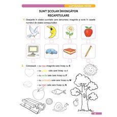 Comunicare în limba română cls. pregătitoare semestrul al II-lea, fig. 12