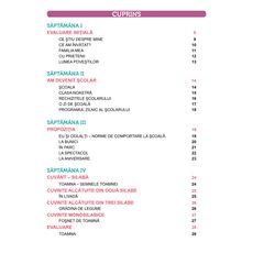 Comunicare în limba română  cls. pregătitoare semestrul I, fig. 14