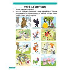 Comunicare în limba română  cls. pregătitoare semestrul I, fig. 9