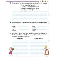 Comunicare în limba română cls. a II-a semestrul I, fig. 11