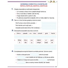 Comunicare în limba română cls. a II-a semestrul I, fig. 13