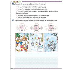 Comunicare în limba română cls. a II-a semestrul I, fig. 16