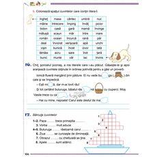 Comunicare în limba română cls. a II-a semestrul al II-lea, fig. 13