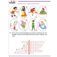 Comunicare în limba română cls. a II-a semestrul al II-lea, fig. 9