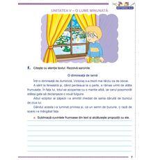 Comunicare în limba română cls. a II-a semestrul al II-lea, fig. 5