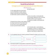 Limba română - Auxiliar pentru clasa a IV-a – semestrul al II-lea, fig. 8