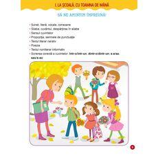 Limba și literatura română – clasa a III-a, semestrul I, fig. 4