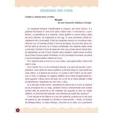 Limba și literatura română – clasa a III-a, semestrul al II-lea, fig. 3