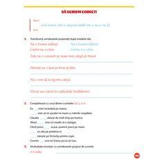Limba română - Auxiliar pentru clasa a IV-a – semestrul I, fig. 13