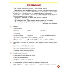 Limba română - Auxiliar pentru clasa a IV-a – semestrul I, fig. 17