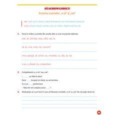 Limba română - Auxiliar pentru clasa a IV-a – semestrul I, fig. 9