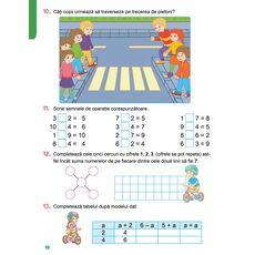 Matematică și explorarea mediului cls. pregătitoare semestrul al II-lea, fig. 8