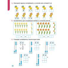 Matematică și explorarea mediului cls. pregătitoare semestrul al II-lea, fig. 10