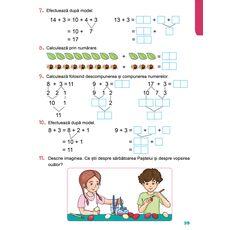 Matematică și explorarea mediului cls. pregătitoare semestrul al II-lea, fig. 11