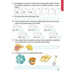 Matematică și explorarea mediului cls. pregătitoare semestrul al II-lea, fig. 15