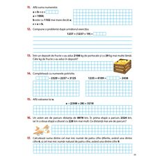 Matematică – clasa a III-a, semestrul I, fig. 7