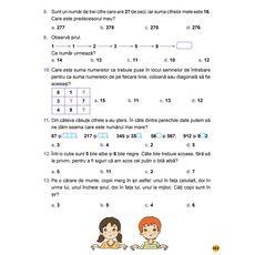Matematică și explorarea mediului cls. a II-a semestrul al II-lea, fig. 14