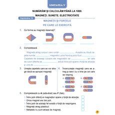 Matematică și explorarea mediului cls. a II-a semestrul al II-lea, fig. 5
