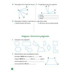 Matematica - Auxiliar pentru clasa a IV-a – semestrul al II-lea, fig. 6