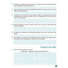 Matematica - Auxiliar pentru clasa a IV-a – semestrul al II-lea, fig. 9