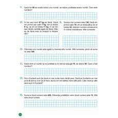 Matematica - Auxiliar pentru clasa a IV-a – semestrul al II-lea, fig. 5