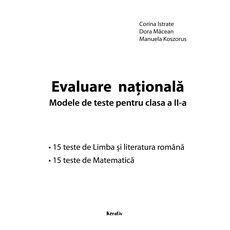 Evaluare națională pentru cls. a II-a, fig. 2