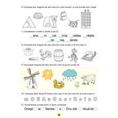 Ghiozdănelul cu litere - Semestrul I, fig. 8