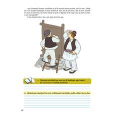 Pușculița cu lecturi cls. a III-a, fig. 10