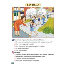 Comunicare în limba română cls. I semestrul I, fig. 8