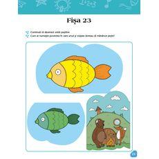 Desenăm și colorăm, literele învțăm - Pentru grupa mică, fig. 9