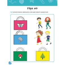 Desenăm și colorăm, literele învțăm - Pentru grupa mică, fig. 12